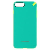 PureGear Slim Shell Series Protective Case for iPhone 8 Plus 7 Plus - Green