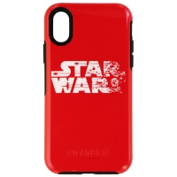 OtterBox Symmetry Star Wars Series Case for Apple iPhone XS / X - Resistance Red