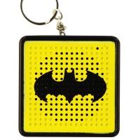 DC Comics MAGNAVOX Portable Bluetooth Wireless Speaker Key Chain - Batman