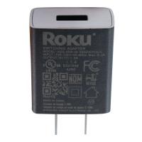 Roku 5V/1A Wall Adapter Single USB Port (ADS-6RA-06) - Black