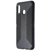 Speck Presidio Grip Series Case for the Samsung Galaxy A20 - Black