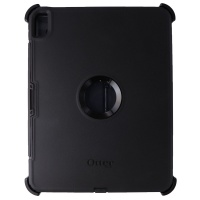 OtterBox Defender Series Case + Stand for Apple iPad Pro 12.9 (3rd Gen) - Black