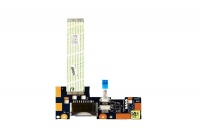 Card Reader Board w/ Cable for Toshiba Satellite C55-B5270D Laptop