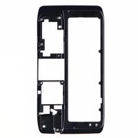 Keypad Frame for Motorola Droid 4 XT894 - Gray / Black