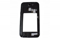Replacement Rear Housing Frame for Samsung Galaxy Note II (SGH-I317) - Black