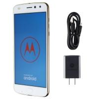 Motorola Moto Z2 Play (XT1710-02) GSM Unlocked + Verizon - 32GB / Gold