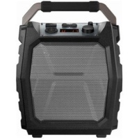 Insignia 6-1/2in Rugged Powered Wireless Subwoofer w/ 2 Tweeters - NS-HMPS3018