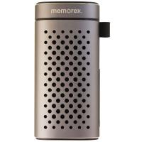 Memorex - FlexBeats MWB3363 Portable Bluetooth Speaker - Gunmetal Gray