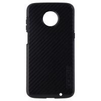 Incipio DualPro Shine Series Case for Motorola Moto Z3 / Z3 Play - Carbon Black