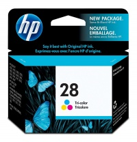OEM Genuine HP 28 Tri-color Original Ink Cartridge (C8728AN)