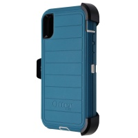 Otterbox Defender Series Pro Screenless Phone Case for iPhone X - Big Sur Blue