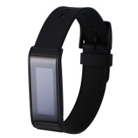 MyKronoz ZeFit4 Fitness Activity Tracker with Color Touchscreen - Black