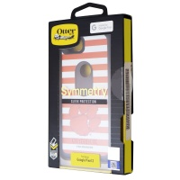 OtterBox Symmetry Fan Brander Series Case for Google Pixel 2 - Striped Clemson