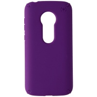 Speck Presidio LITE Series Case for Motorola Moto E5 Play - Purple