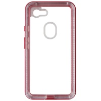 LifeProof (77-59380) NEXT Case for Google Pixel 3 XL - Clear / Cactus Rose