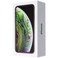 RETAIL BOX - Apple iPhone Xs - 64GB / Space Gray - NO DEVICE