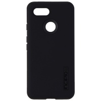 Incipio GG-066-BLK Dual Pro Protective Case for Google Pixel 3 - Black