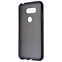 Tech21 Evo Check Series Slim Gel Protective Case Cover for LG V30 - Smokey/Black