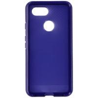 Tech21 Evo Check Series Gel Case for Google Pixel 3 - Ultra Violet Purple