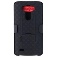 Verizon Hardshell Case and Holster Combo for LG G3 Smartphones - Black