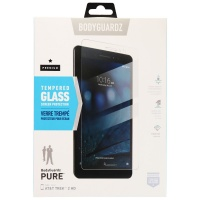 BodyGuardz Pure Series Premium Tempered Glass for AT&T Trek 2 HD - Clear