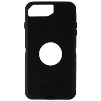 Replacement Exterior Shell for iPhone 8 Plus Otter + Pop Defender Case - Black