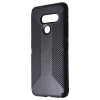 Speck Presidio Grip Series Case for LG G8 ThinQ - Black/Black