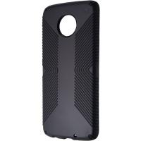 Speck Presidio Grip Series Hybrid Case for Motorola Moto Z4 - Black