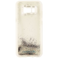 Case-Mate Waterfall Case for Samsung Galaxy S8+ (Plus) - Clear/Silver Glitter