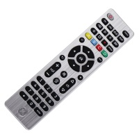 General Electric GE Remote Control (1345B-D) - Silver/Black