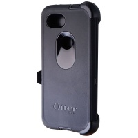 OtterBox Defender Series Case and Holster for Google Pixel 3a - Black