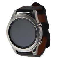 Samsung Gear S3 Classic Smartwatch (SM-R775V) CDMA Locked - Black/Orange Band