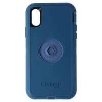 OtterBox + Pop Defender Screenless Case for iPhone X / XS- Winter Shade (Teal)