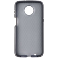 Tech21 Evo Check Series Gel Phone Case for Motorola Moto Z3 - Mid-Gray