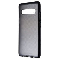 Tech21 Evo Check Series Gel Case for Samsung Galaxy S10 5G - Smokey Black