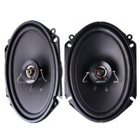 Kenwood Road Series 6 x 8 (2-Way) Car Speakers Pair of 2 - Black (KFC-C6866R)