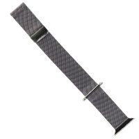 Key Metal Replacement Band for Apple Watch 42mm - Silver
