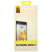 PureGear Extreme Impact Series Screen Protector for Samsung S8 - Clear