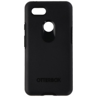 OtterBox Symmetry Series Hybrid Case for Google Pixel 3 XL - Black
