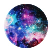 PopSockets Replacement PopGrip Swappable Grip Top - Blue Nebula (Top Only)