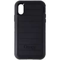 OtterBox Defender Pro Series Screenless Case for Apple iPhone Xs and X - Black