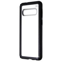 Speck Presidio V-Grip Series Case for Samsung Galaxy S10 - Clear / Black