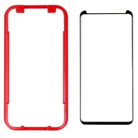 ZAGG Invisible Shield Curved Glass for Samsung Galaxy S9 - Clear/Case Friendly