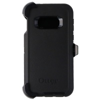OtterBox Defender Series Case and Holster for Samsung Galaxy S10e - Black