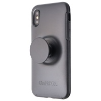 Otterbox + Pop Symmetry Series Phone Case for iPhone X / XS - Black