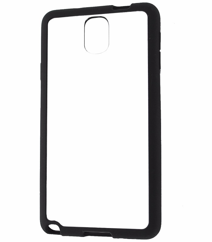 Reveal Protective Case for Samsung Note3 - Clear/Black