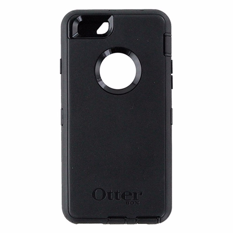 OtterBox Defender Case and Holster for Apple iPhone 6s and iPhone 6 - Black