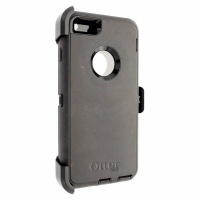 OtterBox Defender Series Case w/ Holster for Apple iPhone 6s Plus/6 Plus - Black