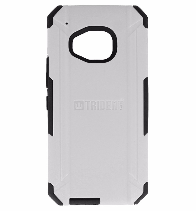 Trident Aegis Series Case for HTC One M9 - White / Black (AG-HTM900-WT000)