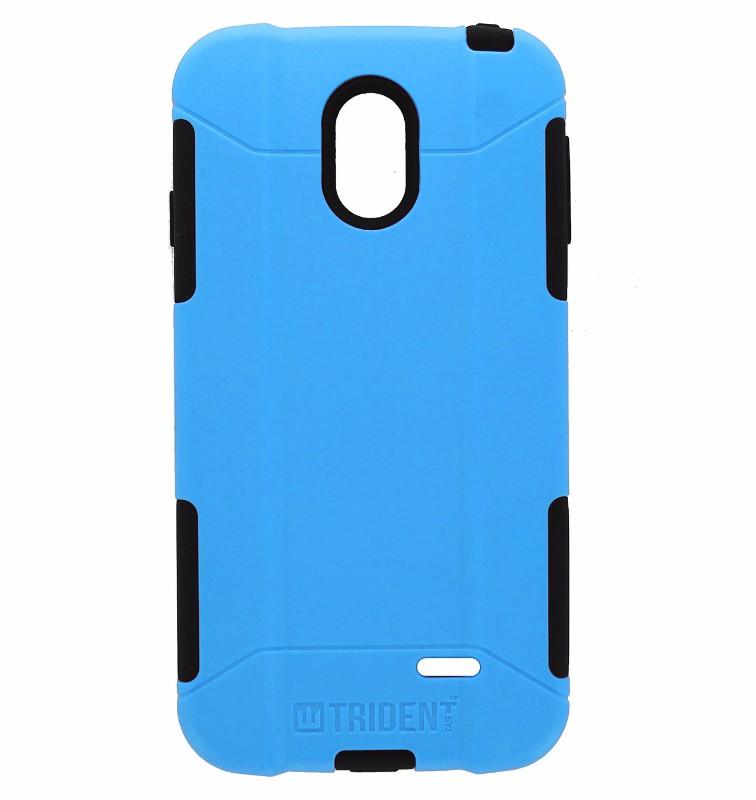 Trident Aegis Series Case for LG Lucid 3 - Blue / Black (AG-LGLCD3-BL000)